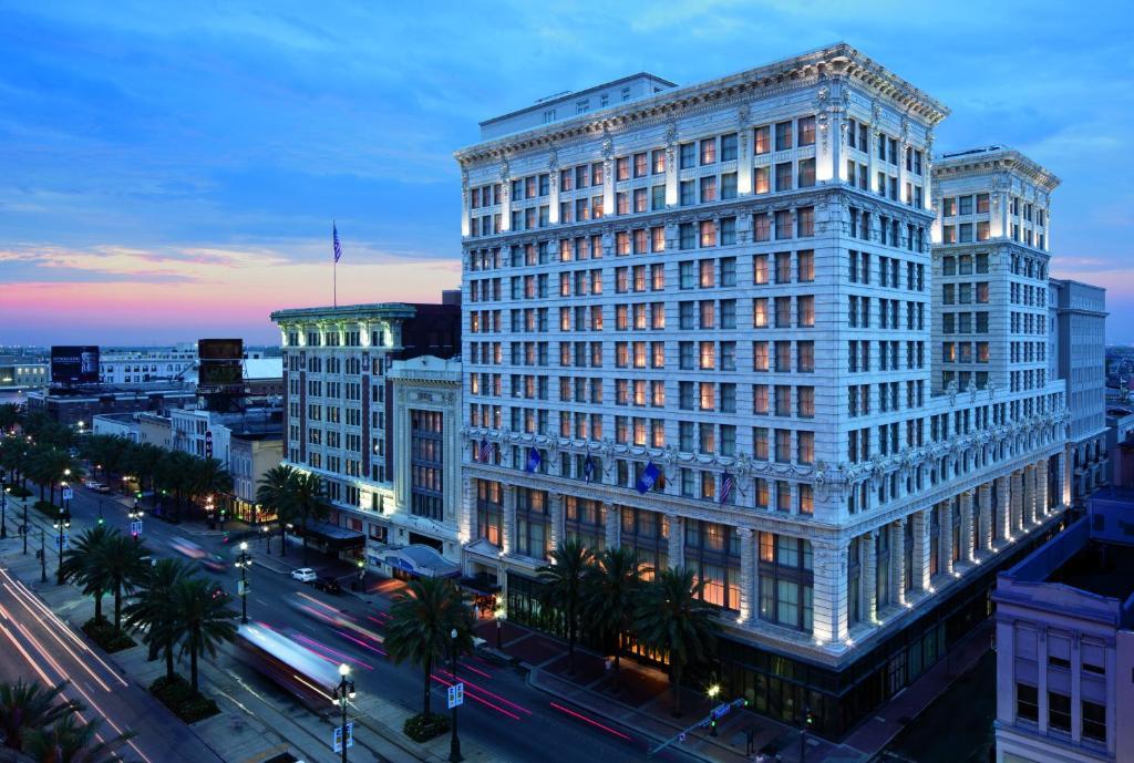 Цены на отели Нового Орлеана